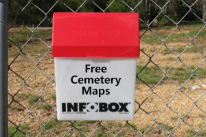 Cemetery Maps - Free Grave Care Advertising