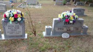 Positive Grave Stone